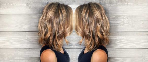 18 Brown to Caramel Balayage Hair Trends 2017