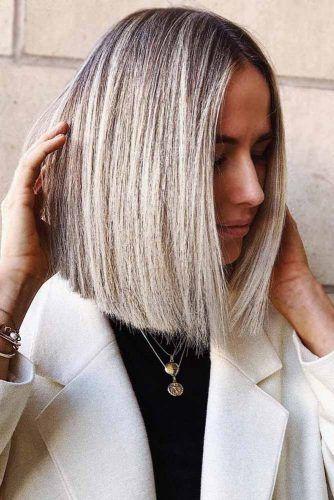 Ash Blonde Balayage #blondehair #balayage