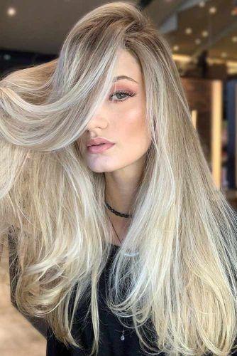 Pearl Balayage #blondehair #balayage