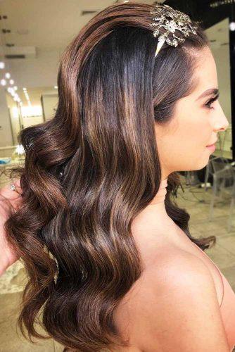 Dimensional Balayage #balayage #brunette