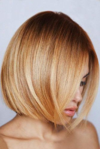 Ginger Hair Balayage #balayage #redhair