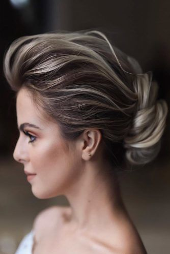 Balayage For Wedding Hairstyles #balayage