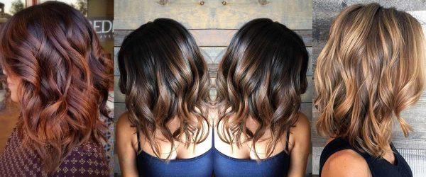 35 Top Brown to Caramel Colors of Balayage Hair