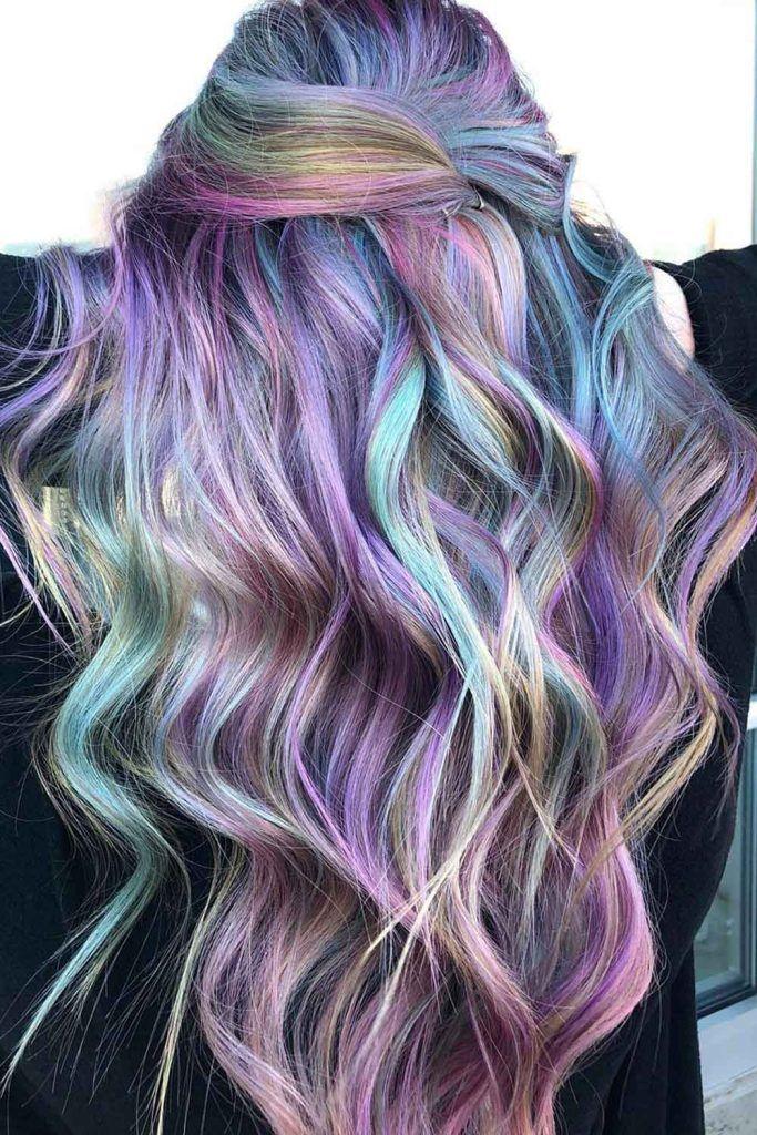 Pastel Unicorn Style