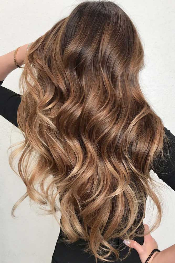 Soft And Subtle Balayage For Brown Hair