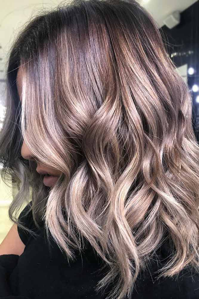 Sombre vs Balayage Highlights #balayage #highlights