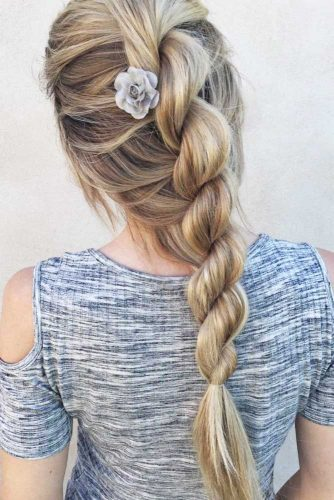 Different Types of Braided Hairstyles for Long Straight Hair picture 3