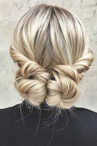 Bun Updos Which Are Perfect for Any Occasion picture3