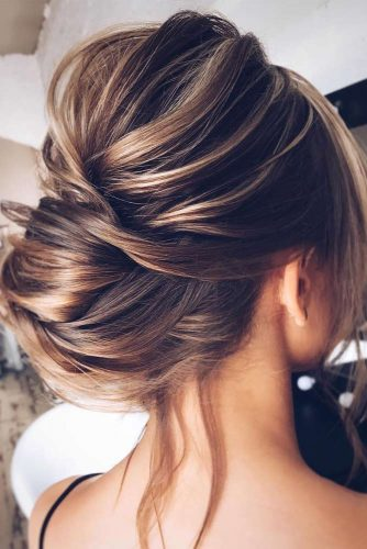 Bun Updos Which Are Perfect for Any Occasion picture2