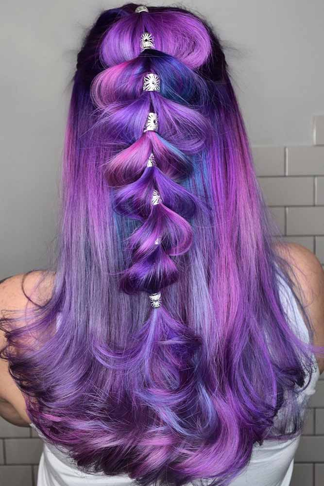 Let Your Purple Hair Down picture2