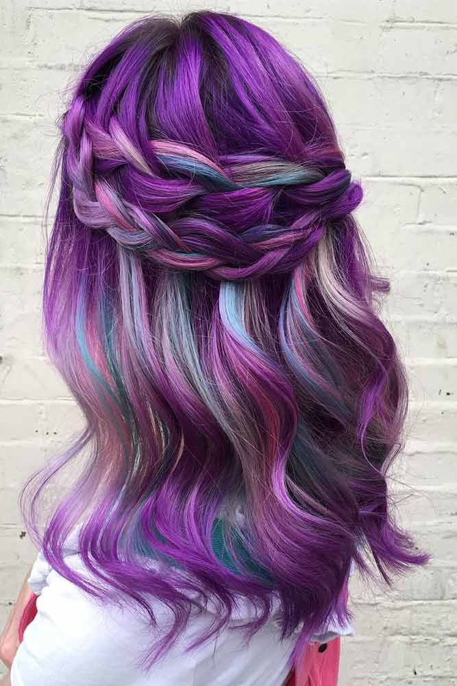 Let Your Purple Hair Down picture3