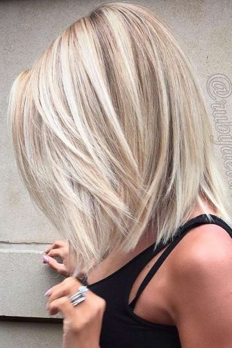 Light Color Bob Hairstyles picture1