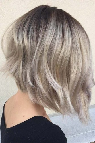 Light Color Bob Hairstyles picture3