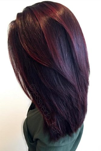 Dark Color Bob Hairstyles picture1