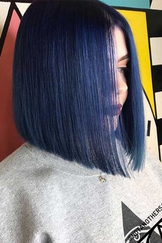Dark Color Bob Hairstyles picture3
