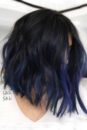 Dark Color Bob Hairstyles picture2