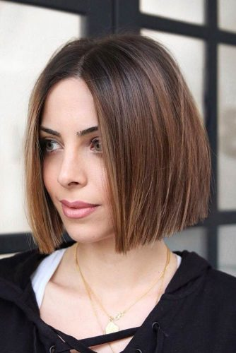 Perfect Bob Hairstyles with Highlights picture2