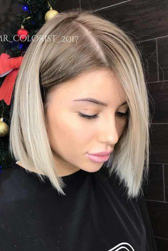 Blonde Bob for Stylish Girls picture 3