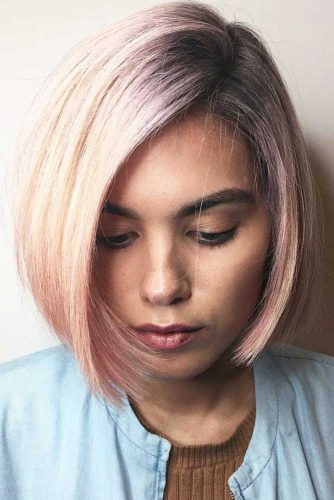 18 Blunt Bob Hairstyles To Wear This Season Lovehairstyles