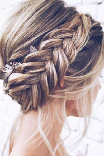Hairstyles for Valentines Day with Braids picture3