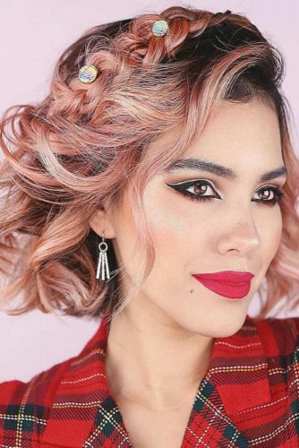 Best Options of Bob Hairstyles for Your Special Day picture1