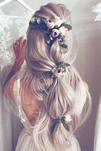 Ponytail Hairstyles for Valentines Day picture3