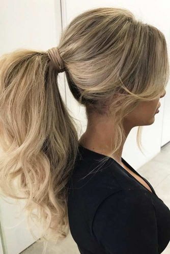 5-minute Ponytails Hairstyles to Change Your Look picture 2