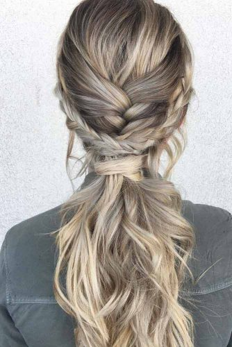 Add Braids to Your Ponytail to Amaze Everyone picture 1