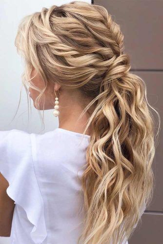 33 Cute Ponytail Hairstyles for you To Try