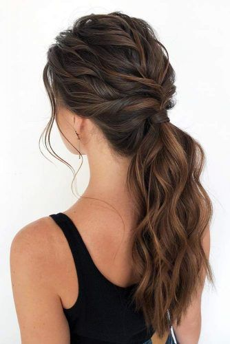 Fabulous 33 Cute Ponytail Hairstyles For You To Try Lovehairstyles Com Natural Hairstyles Runnerswayorg