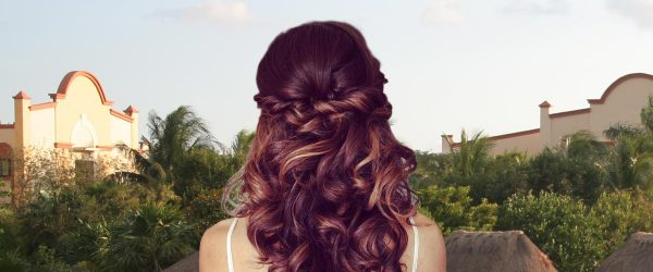 10-Minute Easy Hairstyles For Long Hair For Every Kind Of Valentine's Day Date