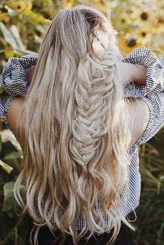 Pretty Easy Hairstyles for Long Hair picture1