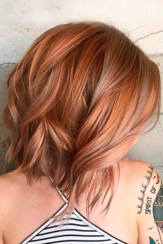 Lovely and Easy Hairstyles for Short Wavy Hair picture 3