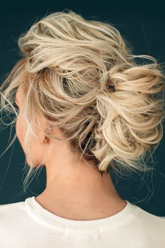 18 Fun And Easy Updos For Long Hair Lovehairstyles Com