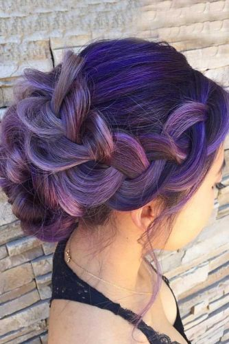 Bright Colorful Updos picture2