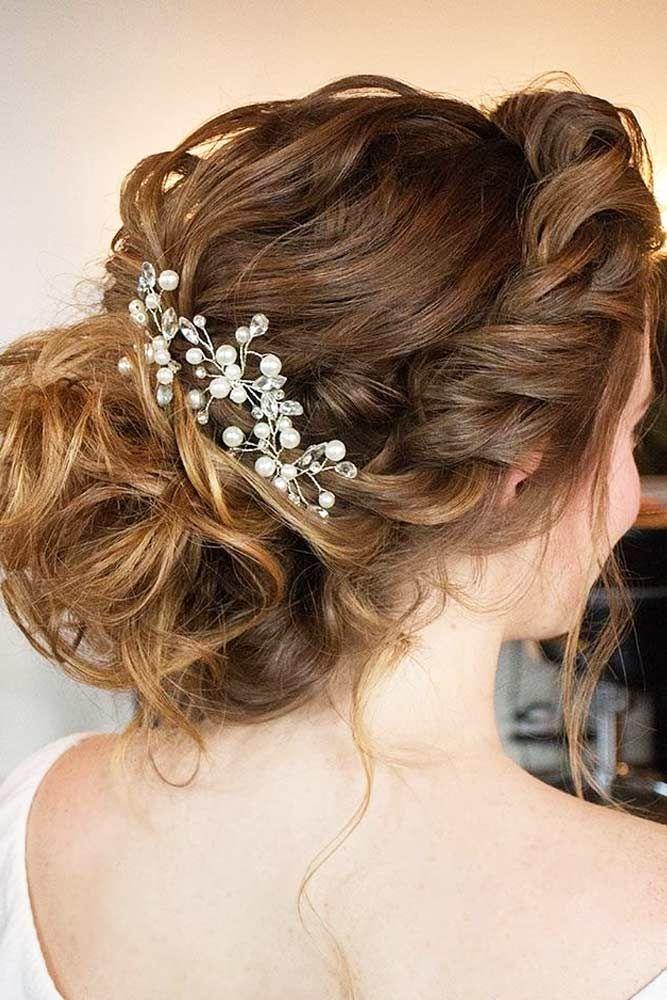 Crown Braided Updos For Medium Hair Twist #mediumhair #updos