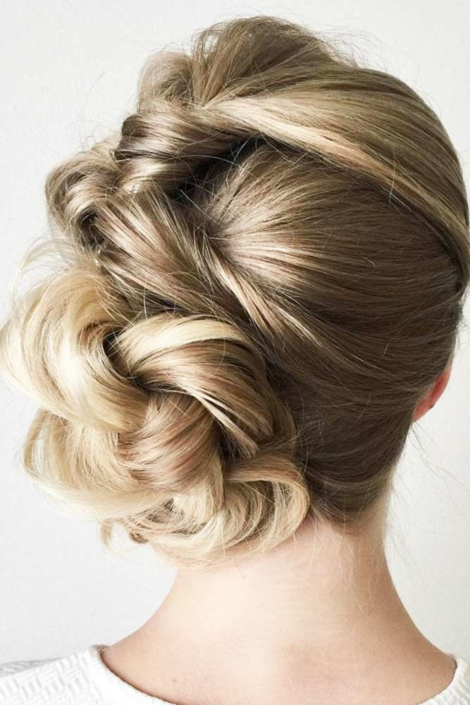 Side Trendy Updos Faux Hawk #mediumhair #updos