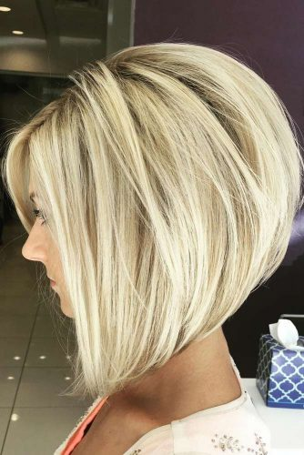 Volumized Bob Hairstyles for Fine Hair