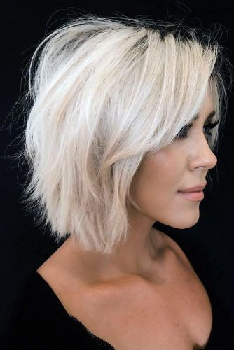 25 Perfect Short Hairstyles For Fine Hair