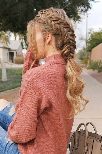 Ponytail And Braids Combo picture3
