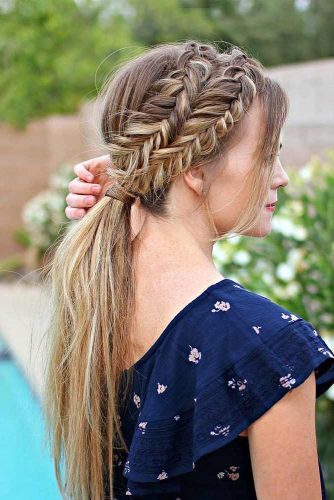 Braided Ponytail picture1