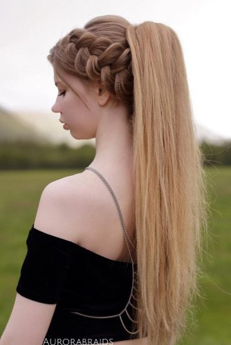 Braided Ponytail picture3