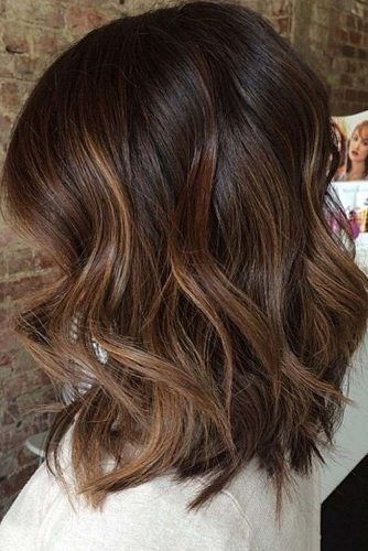 Tousled Waves for Medium Hair