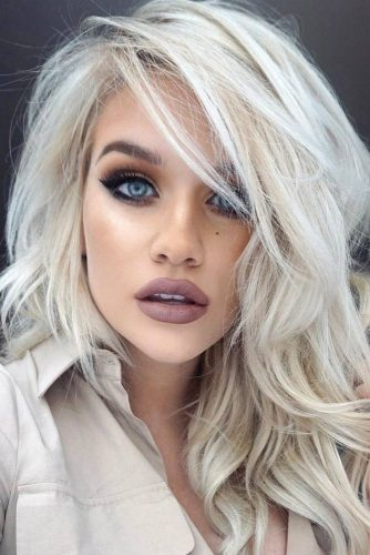 Sexy Shag Hairstyles for Medium Hair