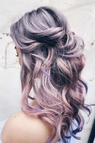 Fantastic Color Ideas for Bridesmaid Hairstyles picture3