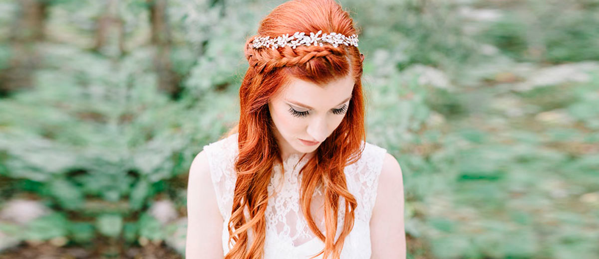 Up Styles For Long Hair: 30 Chic Half Up Half Down Bridesmaid Hairstyles