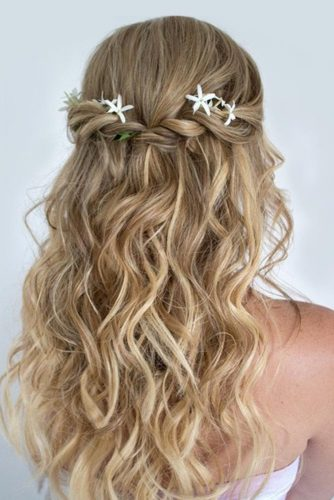 Bridesmaid Hairstyles with Hair Accessories picture1