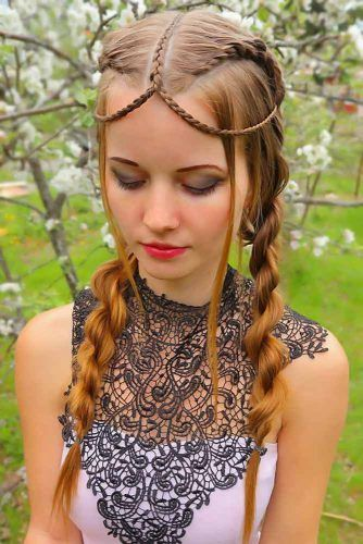 Double Rope Braids #ropebraid #braids