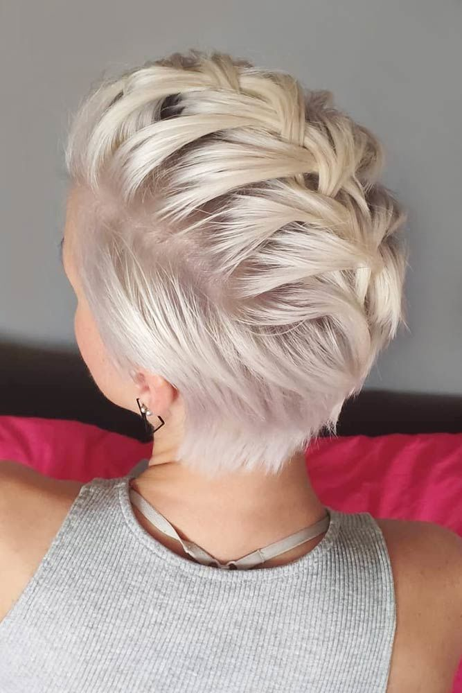 Braided Pixie #thinhair #hairtypes