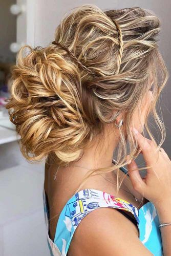 Braided Crown For Long Hair #thinhair #hairtypes